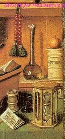 artefacts et représentation de sabliers / hour glass Saintj10