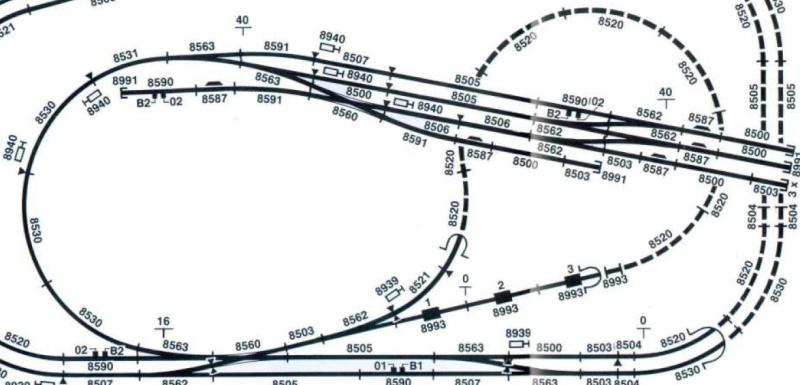 Boucle de retournement automatique par le rail 8947 Prints43