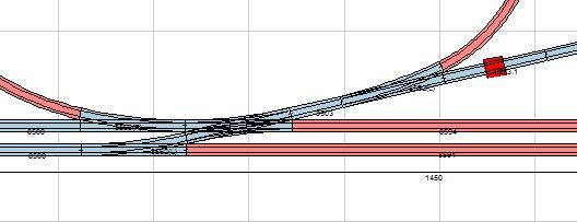 Boucle de retournement automatique par le rail 8947 Prints46