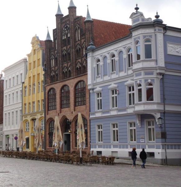 Das blaue Haus am Markt Blaues10