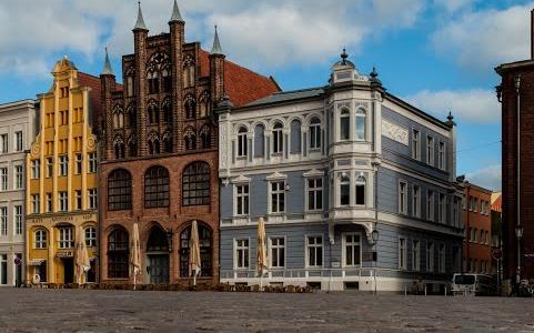 Das blaue Haus am Markt Blaues11
