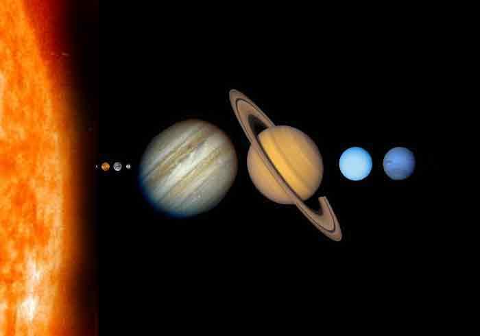 O Padrão é Circular... Planet10