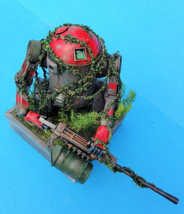 (denis simon)  robot  113