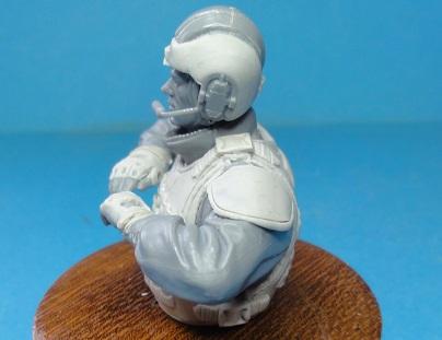(denis simon) figurines de soldat du futur  F810
