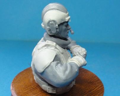 (denis simon) figurines de soldat du futur  F910
