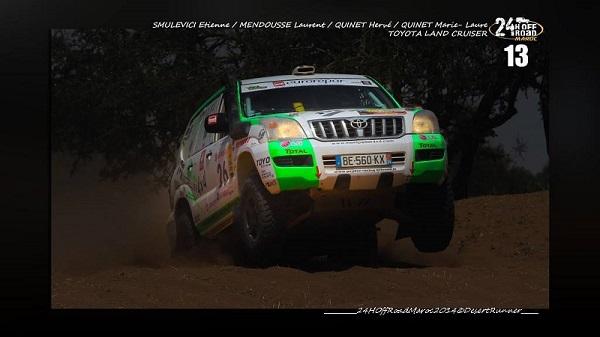 Résumé 24H Off Road Maroc 2014...Ça faisait longtemps !... 10363411