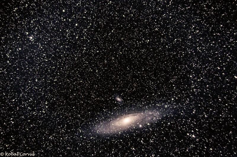 M31 ma première galaxie ;) M31-2-11