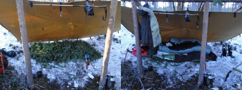[configuration] Le materiel pour le grand froid: section abri, chauffage.... Coucha10