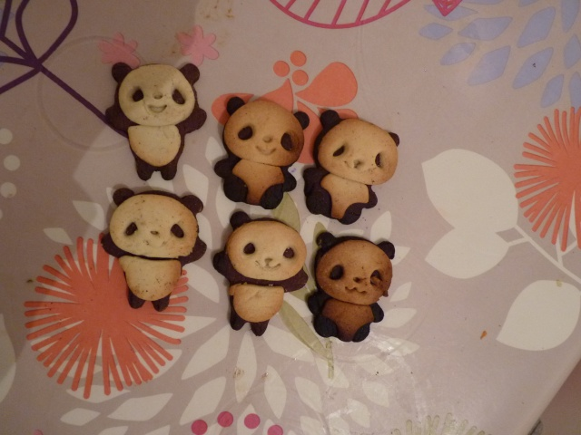 L'anniv' du Panda 4: Résultats P16 ! P1220218