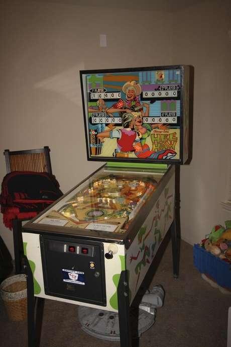 Flipper modèle Hee Haw de chez Chicago Coins de 1973 - VENDU Hee_ha11