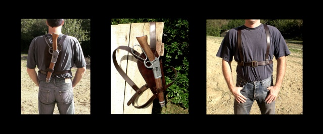 Support dorsal carabine... Dorsal11