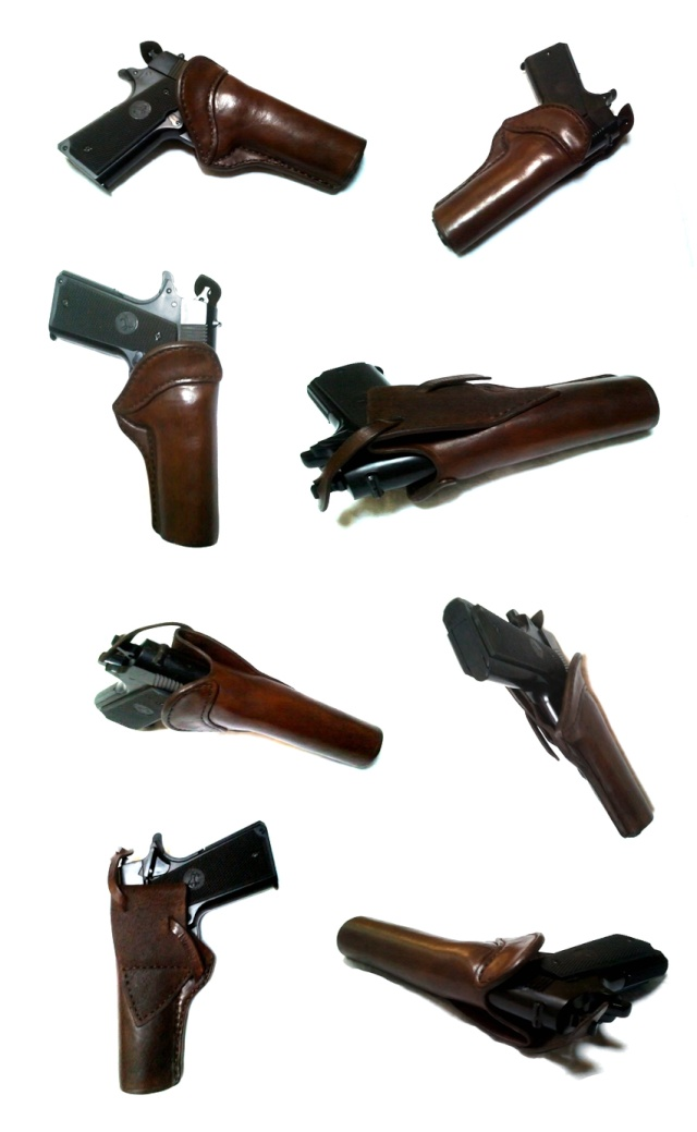 "Holster ""Quick action"" version 1911... Qa_19110"