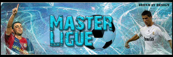 Master Ligue - Forum de simulation de football