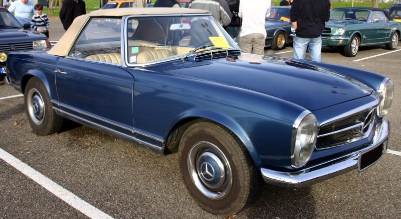 "La ""Pagode"" 280 SL (W113 1967-1971)  Merced31"