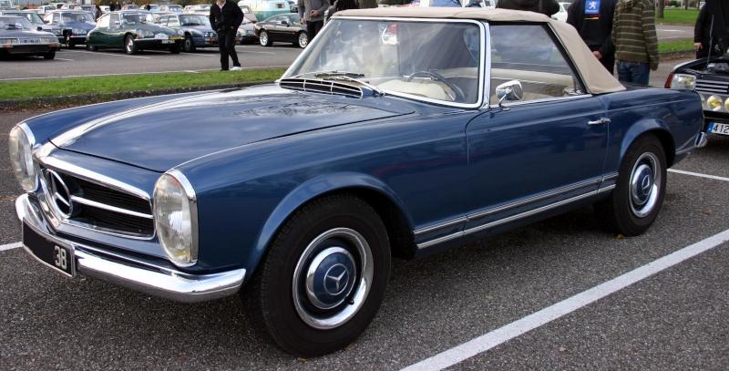 "La ""Pagode"" 280 SL (W113 1967-1971)  Merced32"