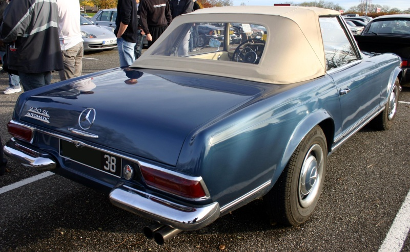 "La ""Pagode"" 280 SL (W113 1967-1971)  Merced33"