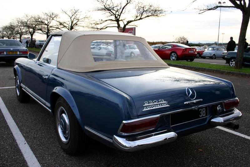 "La ""Pagode"" 280 SL (W113 1967-1971)  Merced34"