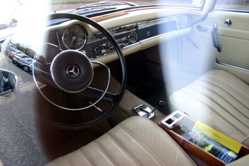 "La ""Pagode"" 280 SL (W113 1967-1971)  Merced35"
