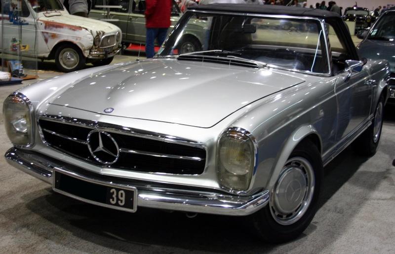 "La ""Pagode"" 280 SL (W113 1967-1971)  Merced36"