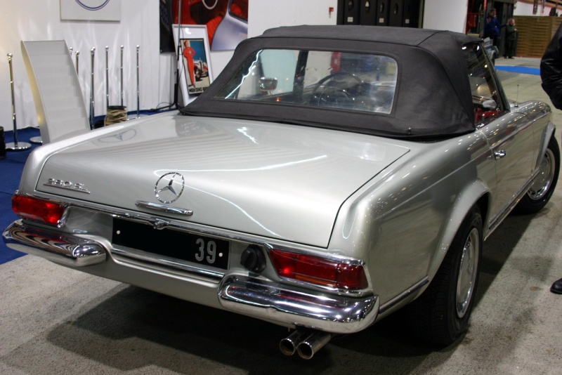 "La ""Pagode"" 280 SL (W113 1967-1971)  Merced37"
