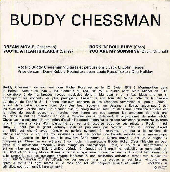 BUDDY CHESSMAN Chessm10