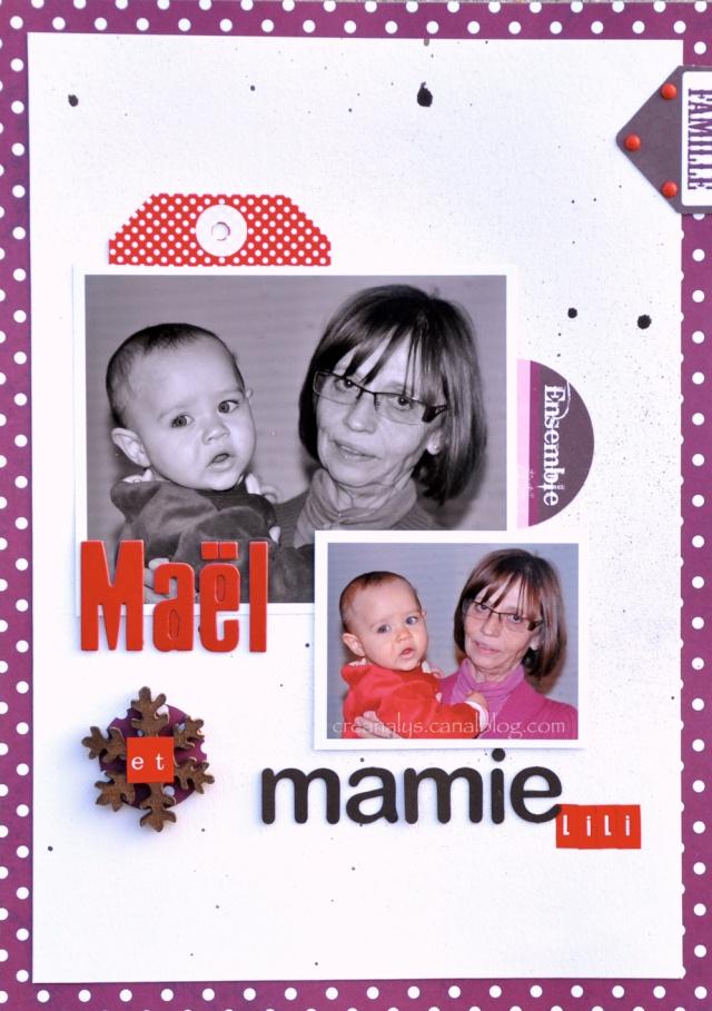"Page ""Maël et mamie lili"" Mamie15"