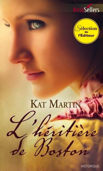 MARTIN Kat - L'héritière de Boston 00193411