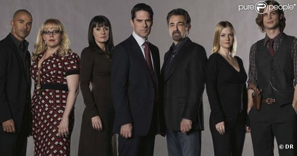 "Criminal minds ""esprits criminels"" 62752810"