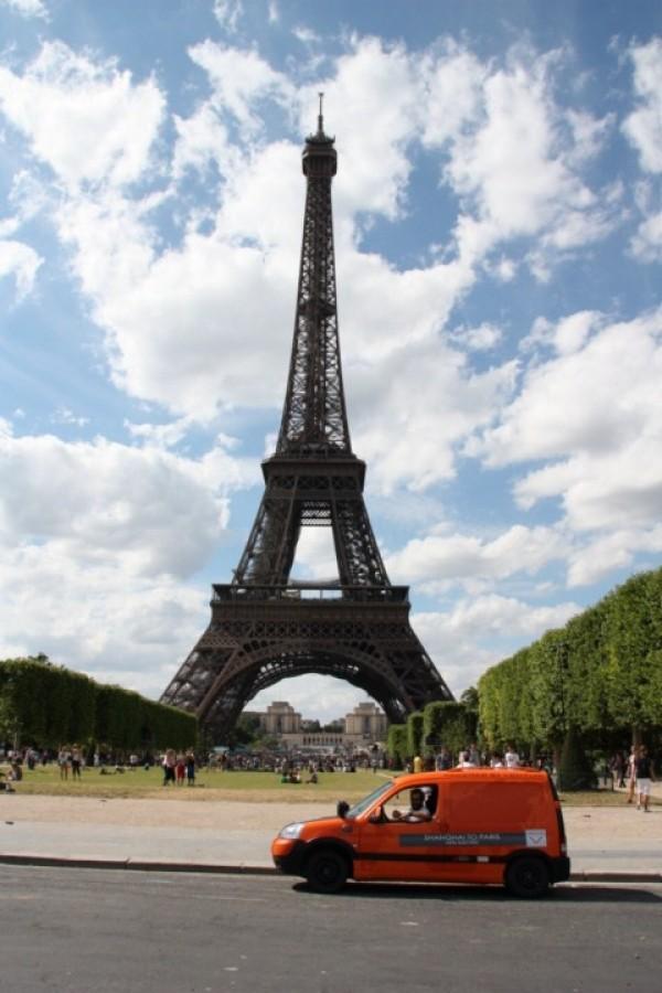 [Information] Shanghaï to Paris – 100% electrique 469ven10