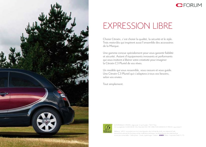 [Documentation] Brochures Citroën Acces137