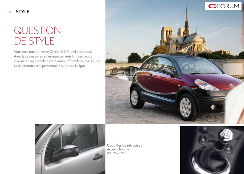 [Documentation] Brochures Citroën Acces138