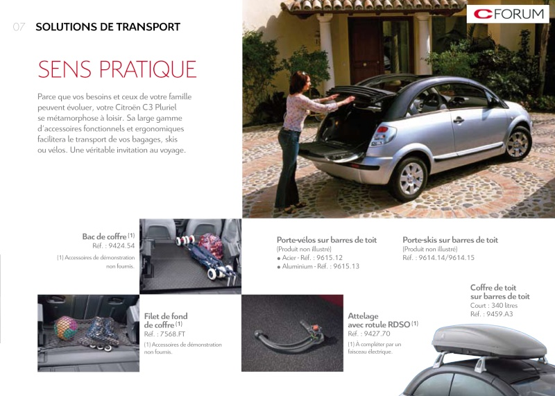 [Documentation] Brochures Citroën Acces141