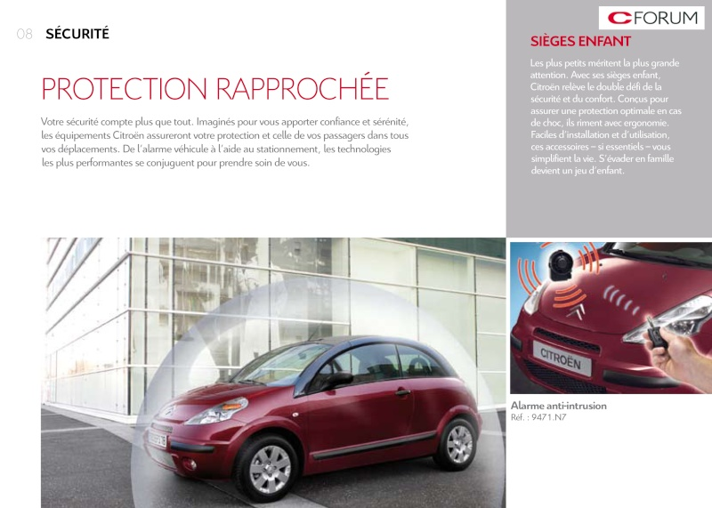 [Documentation] Brochures Citroën Acces142