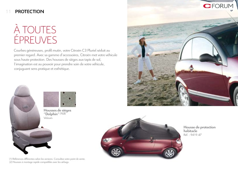 [Documentation] Brochures Citroën Acces145