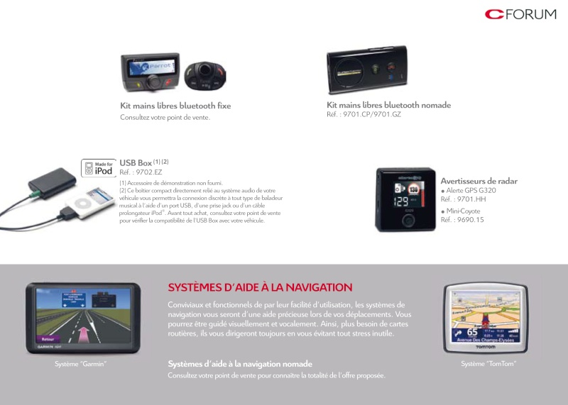 [Documentation] Brochures Citroën Acces147