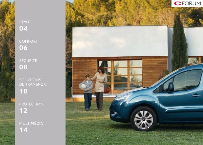 [Documentation] Brochures Citroën Access26