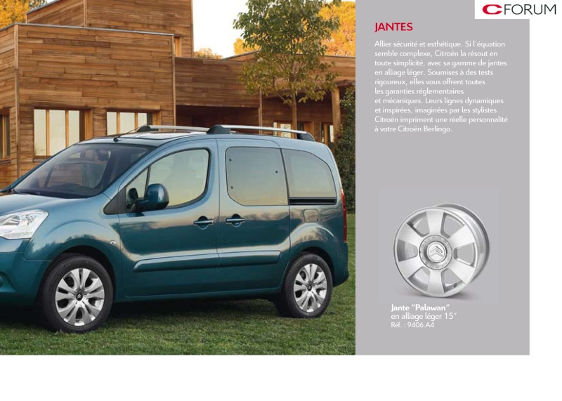 [Documentation] Brochures Citroën Access30