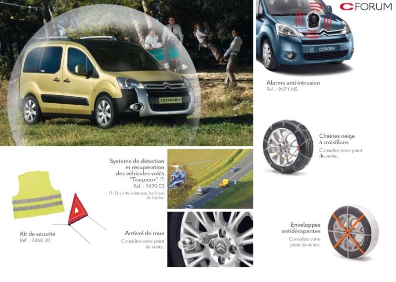 [Documentation] Brochures Citroën Access33