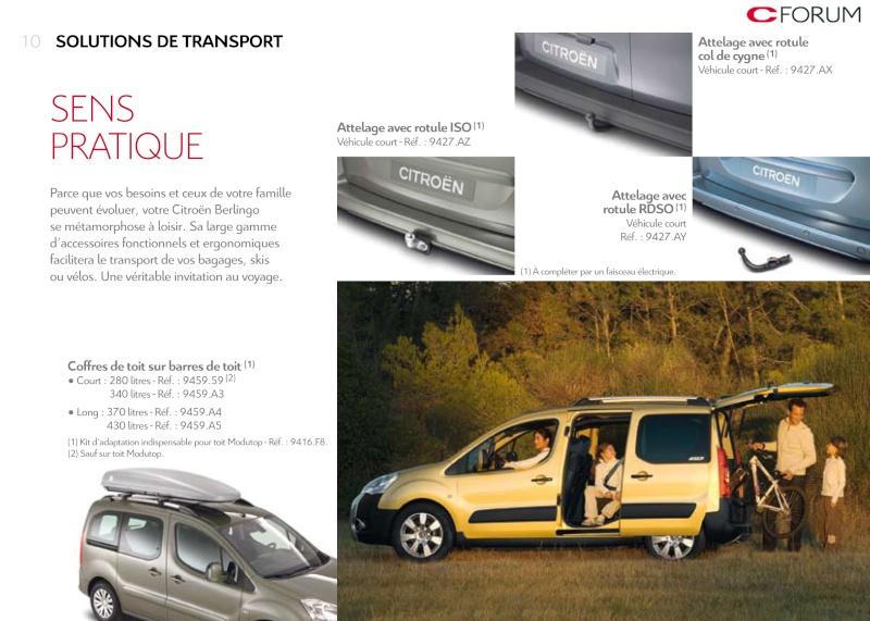 [Documentation] Brochures Citroën Access34