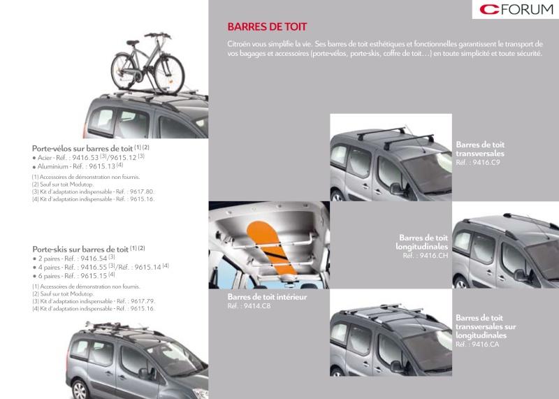 [Documentation] Brochures Citroën Access35