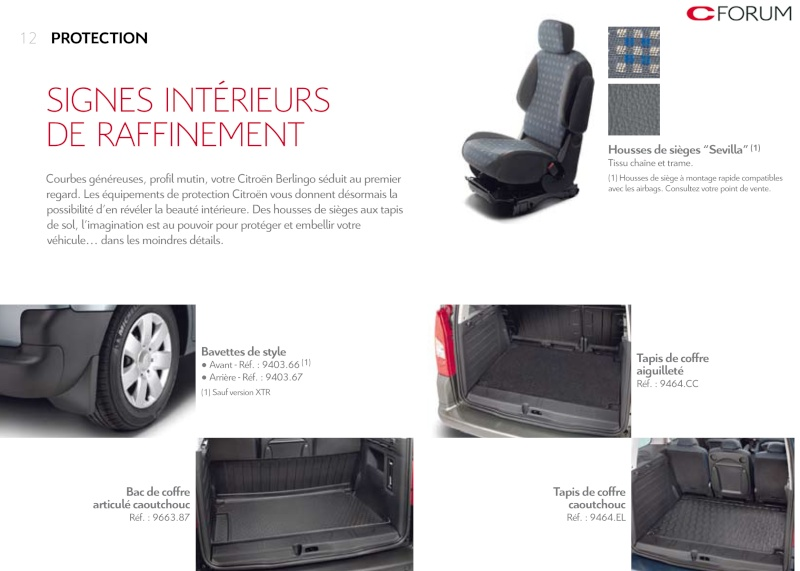 [Documentation] Brochures Citroën Access36