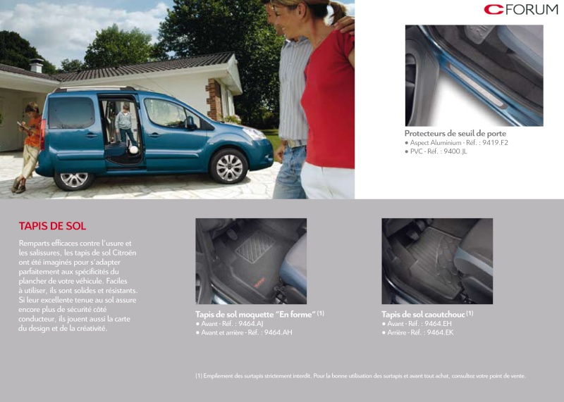 [Documentation] Brochures Citroën Access37