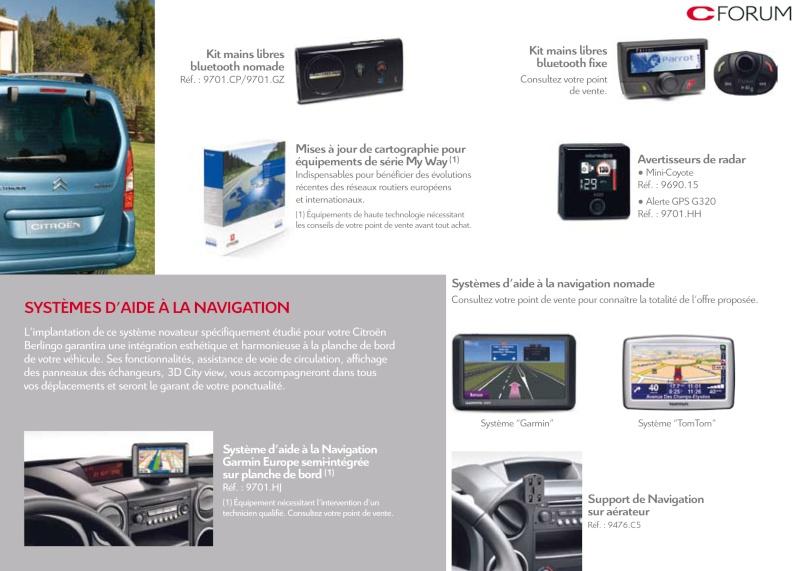 [Documentation] Brochures Citroën Access39
