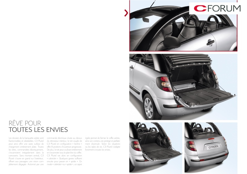 [Documentation] Brochures Citroën Catal277