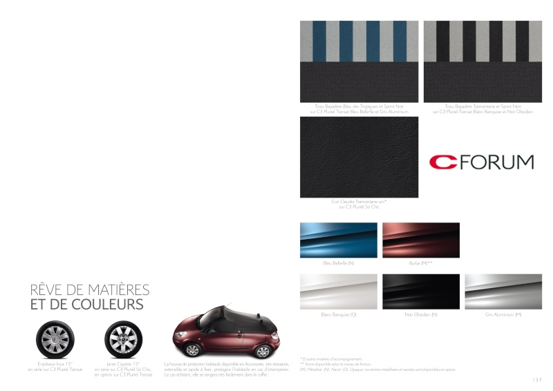 [Documentation] Brochures Citroën Catal283