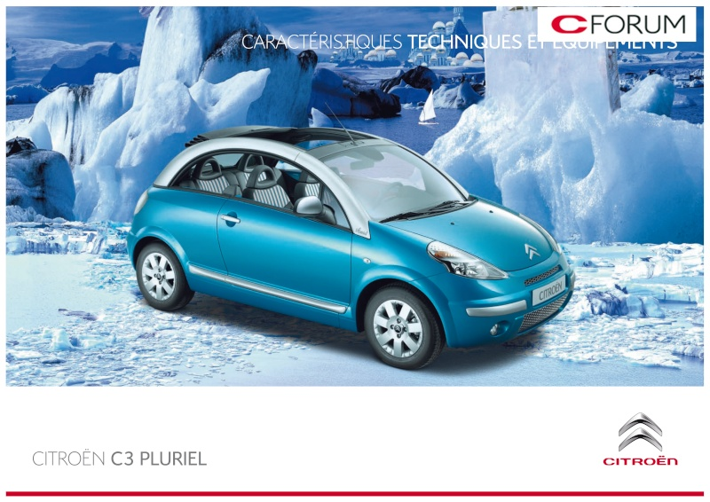 [Documentation] Brochures Citroën Catal288