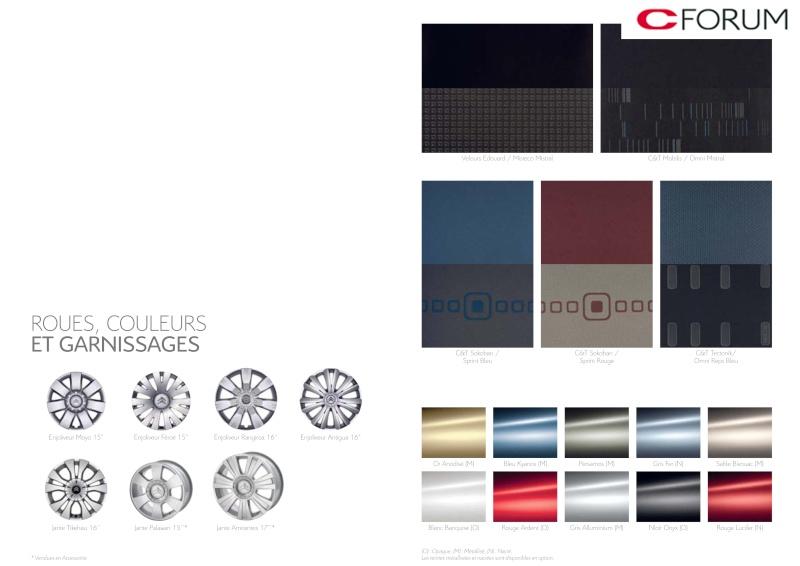 [Documentation] Brochures Citroën Catalo51