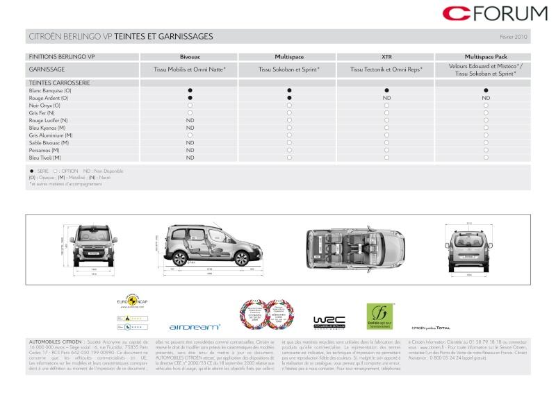 [Documentation] Brochures Citroën Catalo61