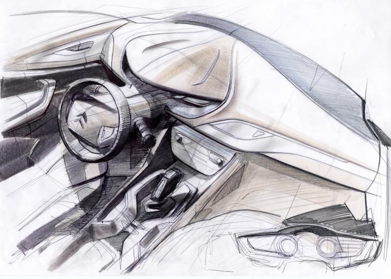 [Galerie] Recherches, illustrations de la C5 II Citroe98