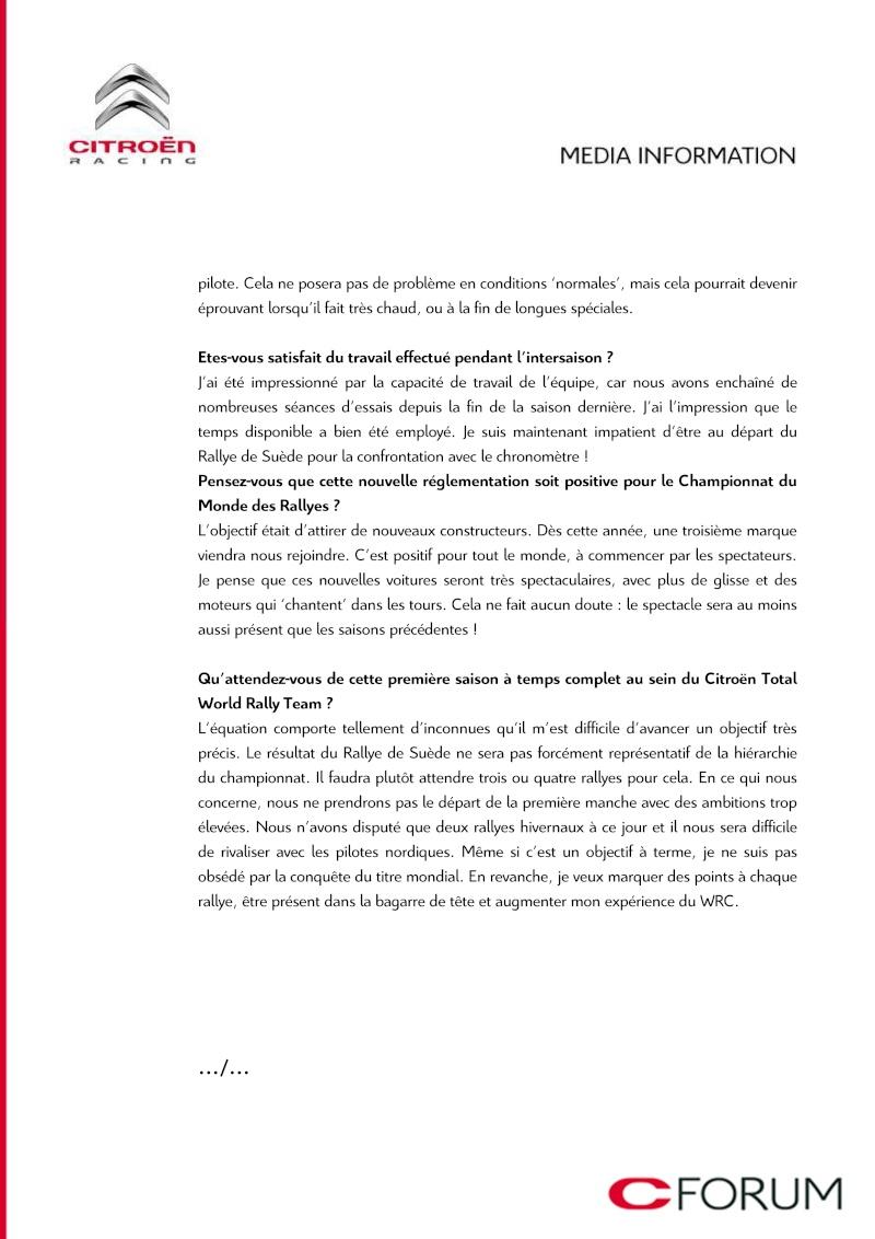 [Sport] DS3 WRC - Page 8 Commun18